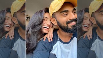 Athiya Shetty and KL Rahul's Love-Soaked Social Media PDA Gets their Fans All Starry Eyed