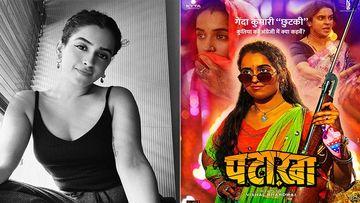 Sanya Malhotra Takes Us Down The Memory As Pataakha Clocks 2 Years Of Its Release
