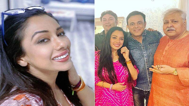 Rupali Ganguly Aka Monisha Of Sarabhai Vs Sarabhai Hopes And Keeps Manifesting The Show's Third Season
