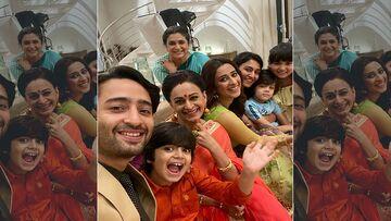 Kuch Rang Pyaar Ke Aise Bhi: Nayi Kahaani Starring Erica Fernandes And Shaheer Sheikh To Go Off Air-Report