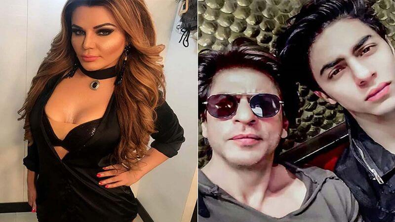 Rakhi Sawant Urges People To Pray For Shah Rukh Khan's Son Aryan Khan's Bail