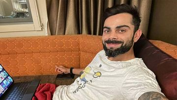 Virat Kohli Drops Pictures From Training Session Ahead Of 2nd England-India Test Match, Says 'The Work Goes On'