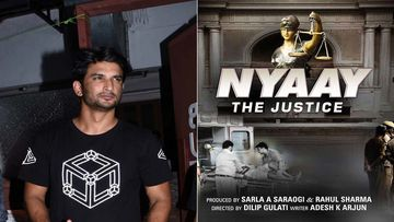 HC Questions Sushant Singh Rajput's Fan, 'How Is Nyaay The Movie Connected To The Actor's Case?'