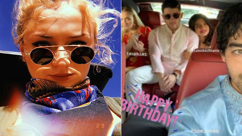 Sophie Turner Turns 25, Jonas Family- Nick, Kevin, Joe And Priyanka Chopra Drop Unseen Pictures With Warm Birthday Wishes
