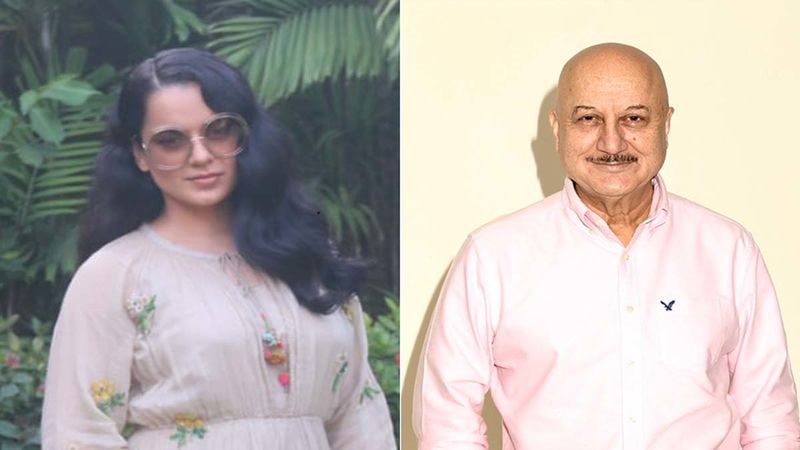 Kangana Ranaut Excitedly Buys Anupam Kher's Book 'Your Best Day Is Today'; Kher Is Left Overwhelmed By Her Sweet Gesture