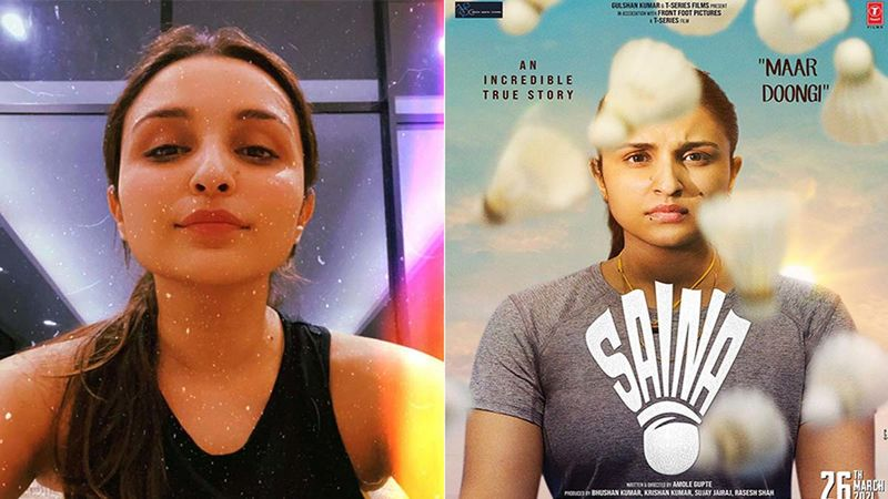 Check Out Parineeti Chopra's Amazing Transformation For The Saina Nehwal Biopic In PICTURES
