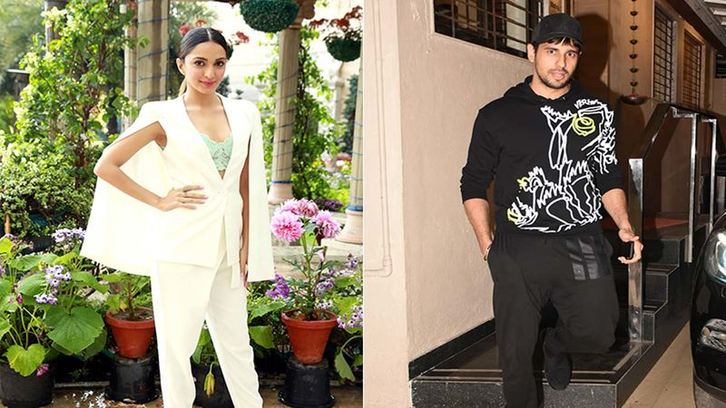 Kiara Advani Rushes To Meet Rumoured BF Sidharth Malhotra After Testing Negative For COVID-19; Spotted Outside His Residence - PIC