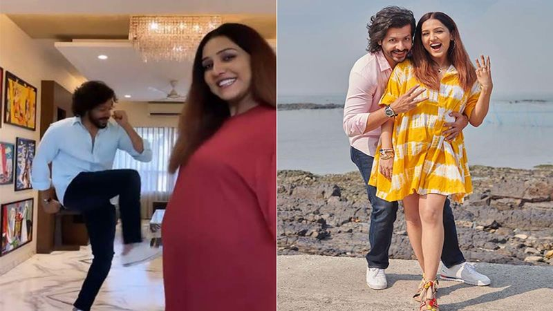 Pregnant Neeti Mohan Dances On A Bollywood Number As She Celebrates Her Husband Nihaar Pandya's Birthday, Says, 'The 1st Dance Performance Of The 3 Of Us'