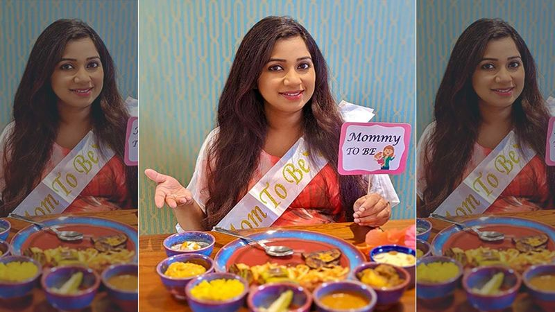 Soon-To-Be Mommy Shreya Ghoshal Gets A Virtual Surprise Baby Shower Hosted By Her Besties; Inside Pics HERE