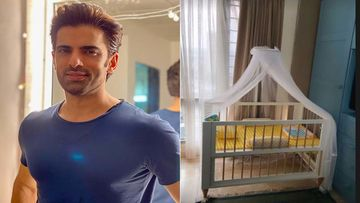 Soon-To-Be Daddy Mohit Malik Decorates His Baby's Cot, Says, 'This Is Going To Be Our Favourite Corner'