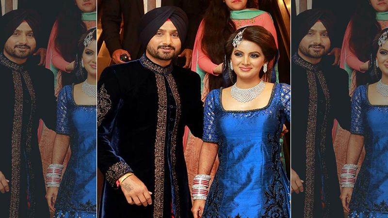 Geeta Basra Reveals Her Now Husband Harbhajan Singh First Saw Her On A Poster And Asked, 'Kaun Hai Yeh Ladki?'; Check Out Their Incredible Love Story