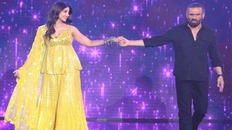 Super Dancer Chapter 4: Shilpa Shetty And Suniel Shetty Recreate Dhadkan Moments On The Show, Leaving Everyone In Love With Them