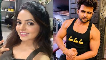 Newlywed Sugandha Mishra Pens A Sweet Birthday Wish For Her Husband Sanket Bhosale, Calls Him Her 'Companion, Comforter And A Friend'