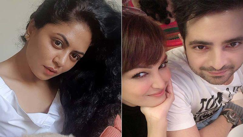 Kavita Kaushik Speaks Up About Karan Mehra And Nisha Rawal's Controversy; Tweets, 'Entertainment Mat Bano Vo Bhi Free Mei'