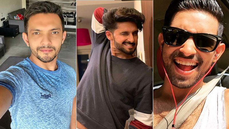 Indian Idol 12: Aditya Narayan Drops 6 Pictures From His Childhood From Different Age Groups; Check Out Ravi Dubey And Vikrant Massey's Reaction