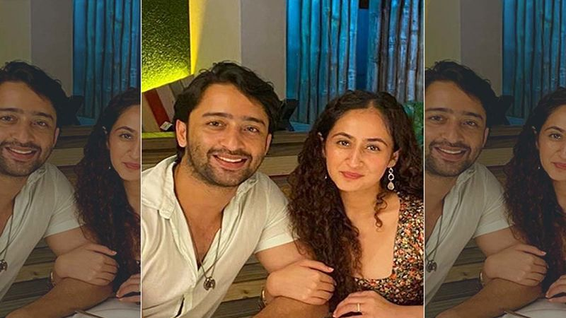 Shaheer Sheikh's Wife Ruchika Kapoor Spotted With A Cute Baby Bump In Recent Family Outing - PIC Inside