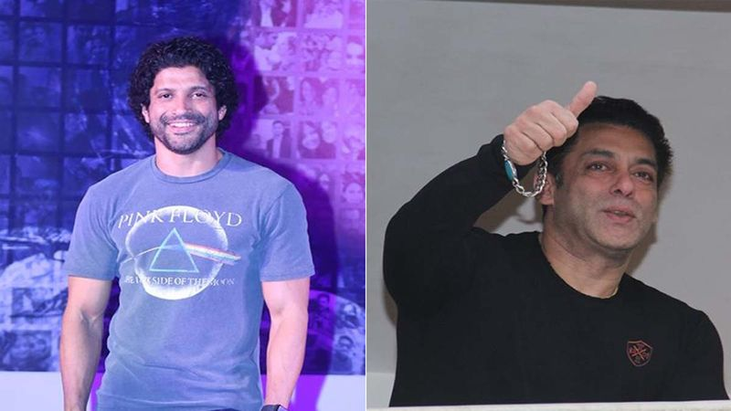 Farhan Akhtar Is Thrilled To Team Up With Salman Khan For A Documentary Based On Javed Akhtar And Salim Khan's Journey In Films
