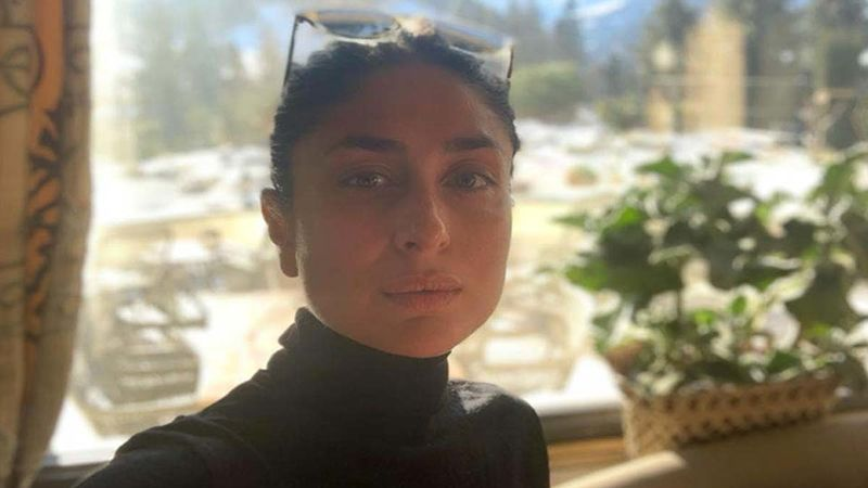 Picture Of Kareena Kapoor Khan Planting A Kiss On Her Younger Son, Jeh Ali Khan Goes Viral; Drives Her Fans Crazy