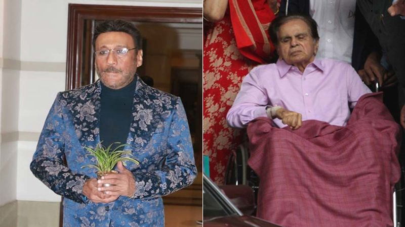Dilip Kumar Dies At 98: Jackie Shroff Mourns The Superstar's Death; Says, 'Blessed To Have Shared Screen Space With The Legend'