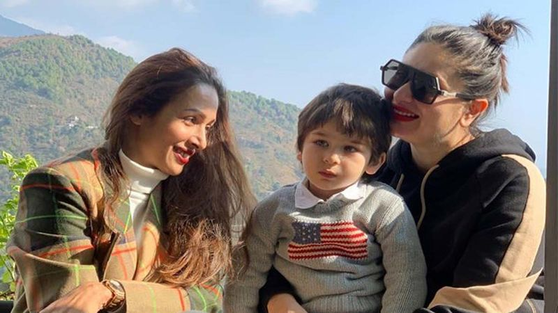 When Malaika Arora Corrected Kareena Kapoor Khan To Sit Like A 'Lady' During Her Pregnancy And Bebo Gave A 'Thundering' Reply