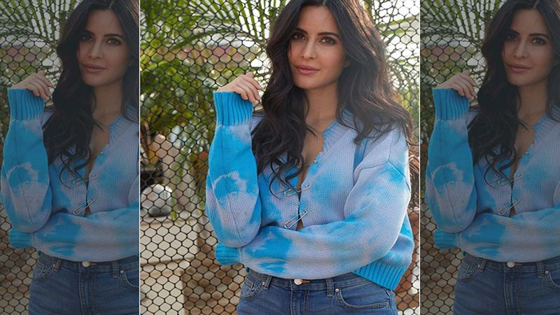 Katrina Kaif Shivers Yet Smiles As She Enjoys The Russian Vibes Ahead Of Tiger 3 Shoot; Check Out Latest Pictures And Video