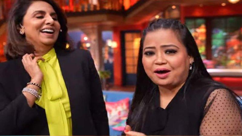 Neetu Kapoor Praises Bharti Singh For Losing Weight, Latter Funnily Replies, 'Main Aayi, Ma'am Ko Laga Kareena Kapoor Aa Gayi Hai'
