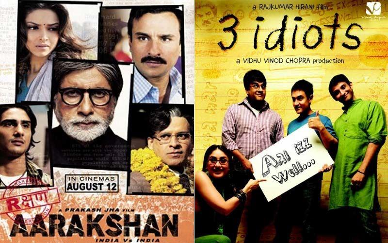 Aarakshan, 3 Idiots And More: Films That Depict An Unconventional Guru-Shishya Relationship