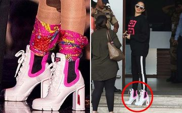 Show Me The Shoe: Kiara Advani Seeks Fash Inspo From Nicky Minaj; Sports Same 70 Grand Prada Booties