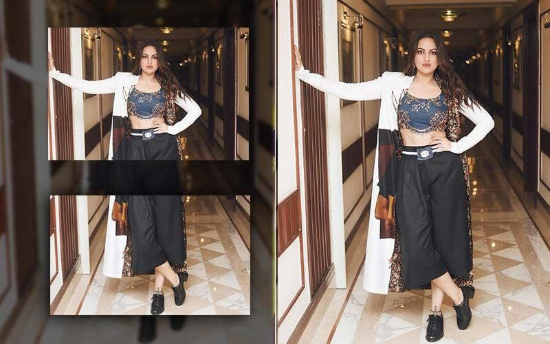 Fashion Culprit Of The Day: Sonakshi Sinha's Mix-N-Match Look Is Neither Mixing Nor Matching With Her Personality