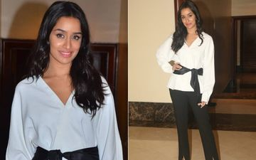 FASHION CULPRIT OF THE DAY: Shraddha Kapoor Commits Yet Another Fashion Blunder!