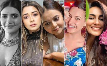 Hottest TV Actresses On Instagram This Week: Karishma Tanna, Tinaa Dattaa, Devoleena Bhattacharjee, Himanshi Khurana And Surbhi Jyoti