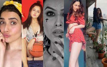 Hottest TV Actresses On Instagram This Week: Karishma Tanna, Rashami Desai, Nia Sharma, Sanjeeda Sheikh And Surbhi Jyoti