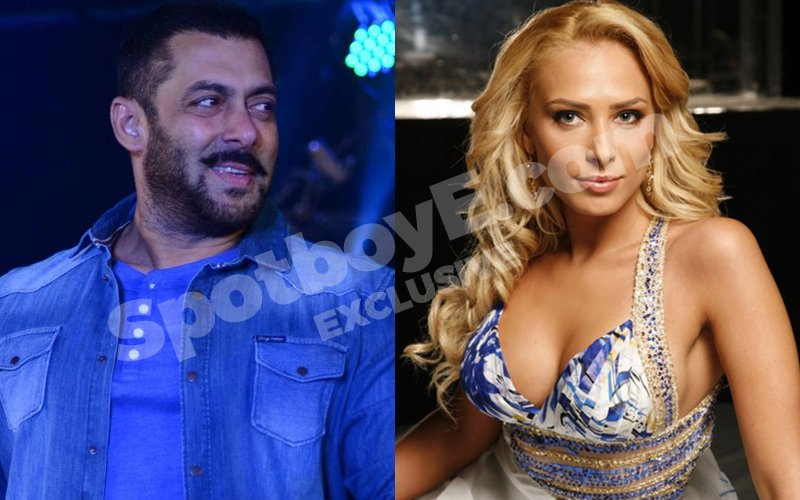 Iulia Vantur house-hunting for a flat close to her boyfriend Salman