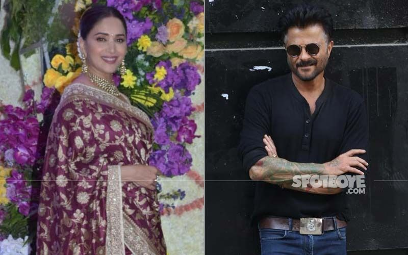 Madhuri Dixit Birthday: Anil Kapoor Wishes His Tezaab Co-Star, Says 'Looking Forward To Be On Set With You Again'; Here's How The Actress Replied