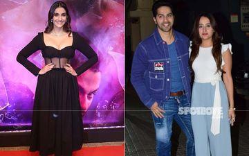 Sonam Kapoor To Miss Her Close Friend Varun Dhawan's Wedding With Natasha Dalal In Alibaug Due To THIS Reason?