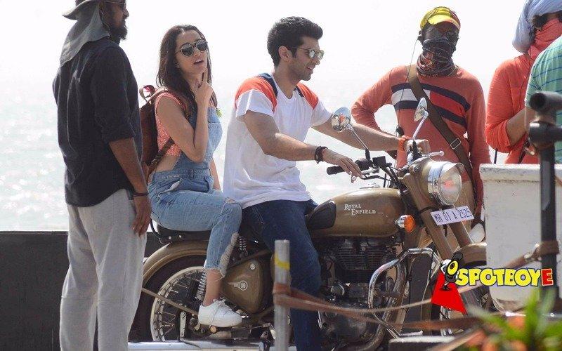 Aditya-Shraddha's OK Jaanu goes on floors