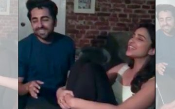 Parineeti-Ayushmann croon to Ajeeb Dastaan Hai Yeh