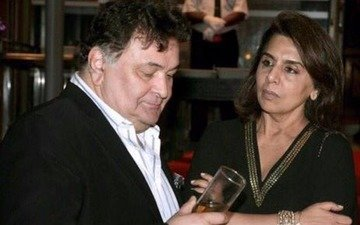 When Neetu Kapoor got publicly angry with Rishi
