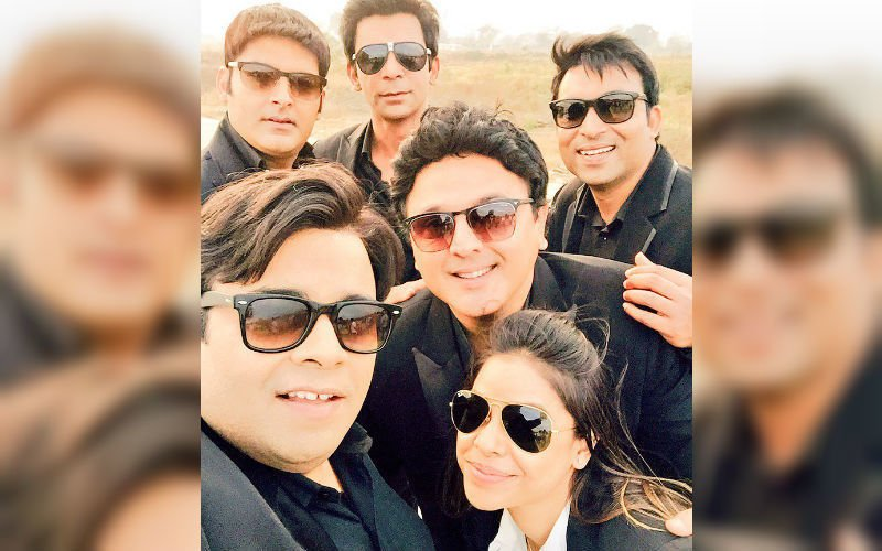 Kapil's new show is titled The Kapil Sharma Show