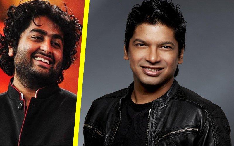 Arijit Singh is way ahead of me, says Shaan