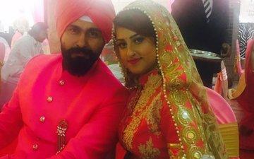 Aarya Babbar ties the knot