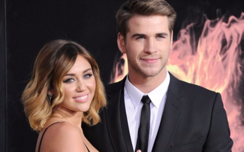 Did Miley Cyrus profess her love for Liam via ink?