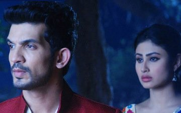 Mouni Roy's Naagin avatar to be revealed to Arjun Bijlani!