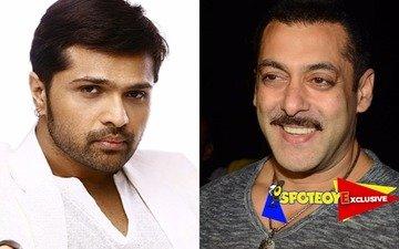 Himesh Reshammiya: I never question Salman bhai