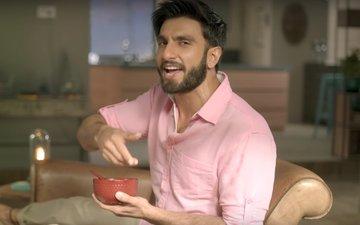 Ranveer Singh's makes another Garma Garam announcement