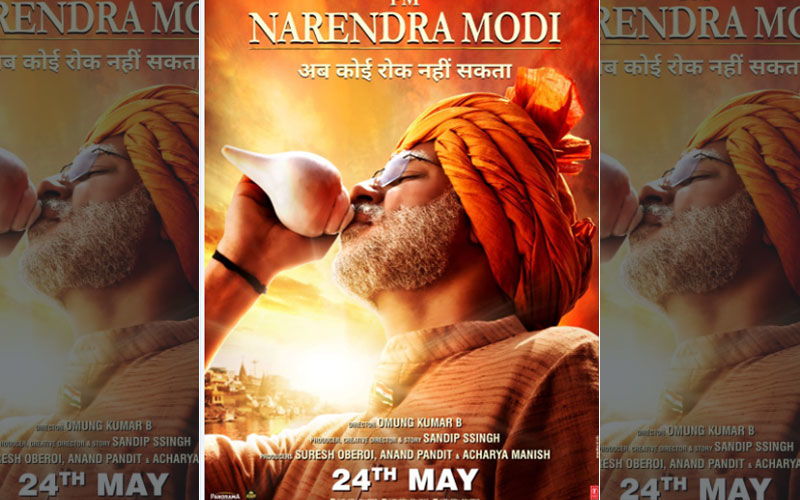 "4 Days Left For PM Narendra Modi Biopic To Hit Screens; New Poster's Witty Tagline Reads, ""Ab Koi Rok Nahi Sakta"""