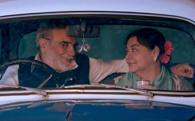 Farida Jalal and Kulbhushan Kharbanda's romance will lighten up your day