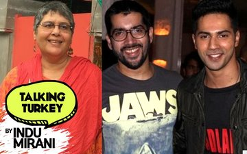 Rohit Dhawan Seems Keen To Make Varun The Next Govinda