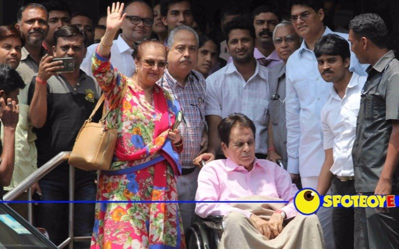 Just In: Dilip Kumar discharged from hospital