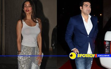Malaika Arora may not divorce Arbaaz Khan